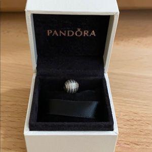 Authentic Pandora Essence Confidence Charm